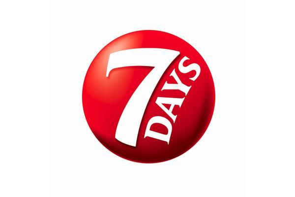 Brand logo 7 days