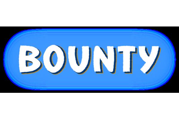 Brand logo bounty