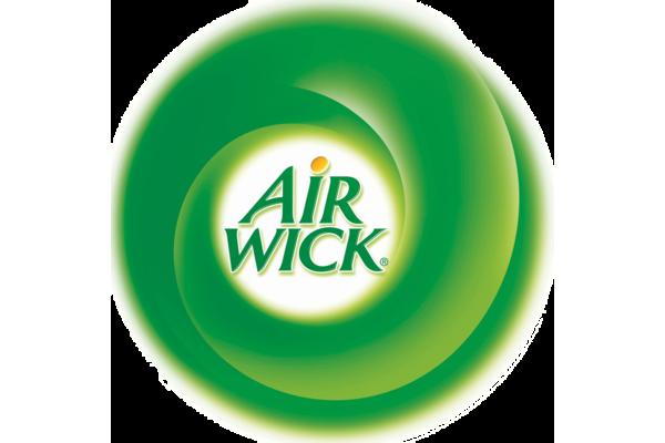 Brand logo air wick