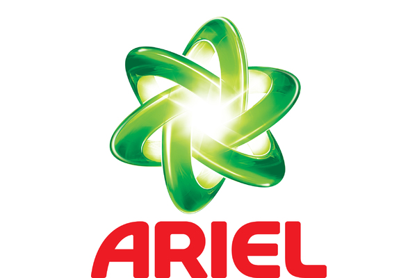 Brand logo ariel