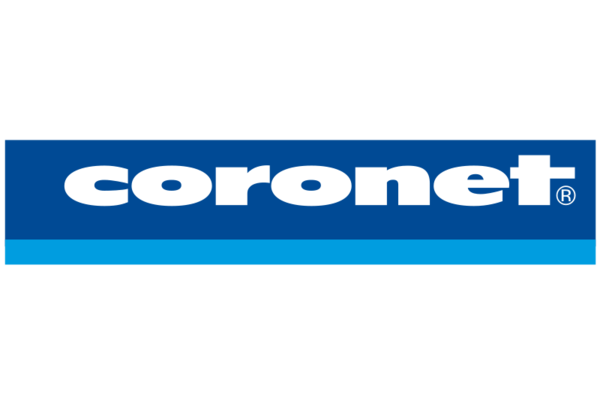 Brand logo coronet