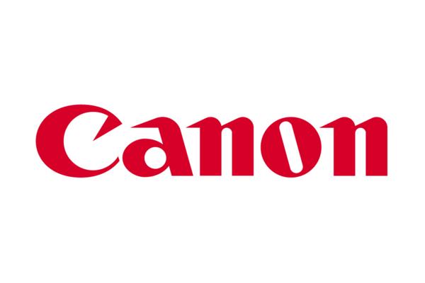 Brand logo canon
