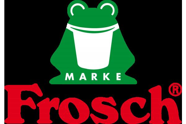 Brand logo frosch