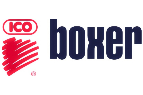 Brand logo boxer